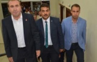 MHP'den istifa edip AK Parti'ye katıldılar
