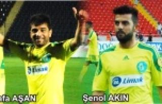 Mustafa ve Şenol tamam!