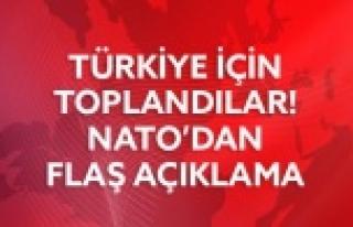 Nato, Türkiye için flaş açıklamada bulundu