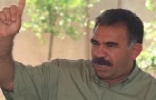 Öcalan'dan mesaj