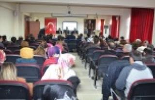 Öğretmenlere EBA semineri