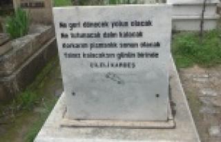 Ölüm sebepleri mezar taşlarında gizli