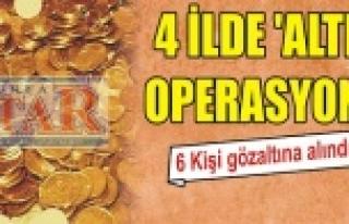 Operasyonun bir halkası da Urfa'da yapıldı
