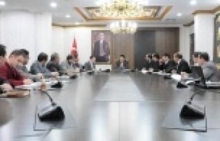 OSB'nin yeni yönetimi belirlendi