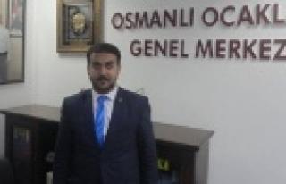 Osmanlı Ocakları'ndan açıklama