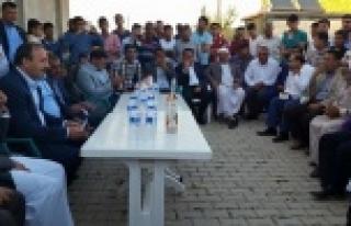 Özcan, Harran köylerini fethetti