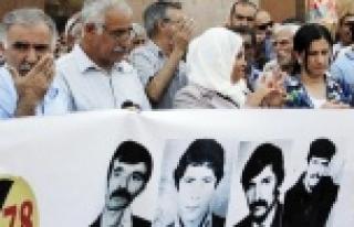 PKK'lıları andılar!