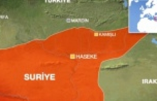 Rojava'da intihar saldırısı!