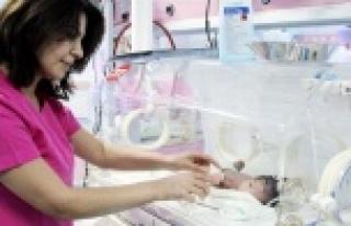 Şanlıurfa'da 1 Yılda 23 Bin 69 Bebek Dünyaya Geldi...
