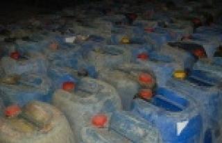 Şanlıurfa'da Akaryakıt Kaçakçılığı