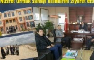 Şanlıurfa'da yatırımın her noktasında AK Parti...
