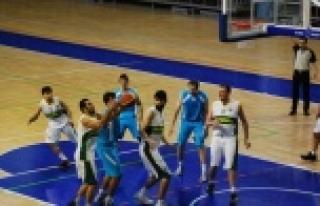 Şanlıurfaspor Basketbol takımı Elazığspor deplasmanında