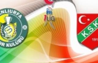 Şanlıurfaspor-Karşıyaka maçı hangi kanalda?