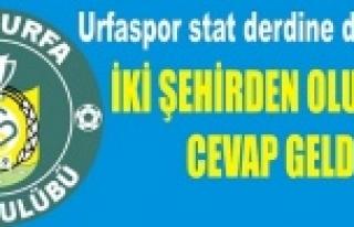 Şanlıurfaspor'da stat krizi!