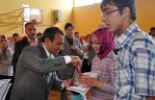 Seydişehir'de Okullar Arası Bilgi Yarışması Yapıldı...