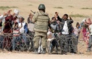 Sınırdaki tahliye kararı kaldırıldı
