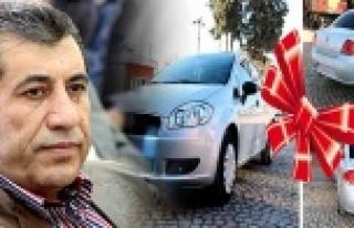 Sivas Belediyesinden Başkan Atilla'ya Doğum Günü...