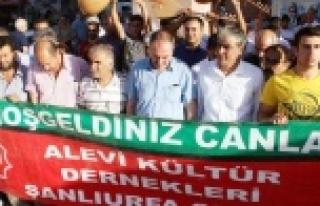 Sivas Olayları Protesto Edildi