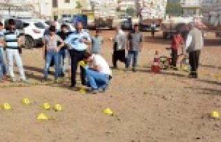 Siverek'te bir kişi silahla öldürüldü