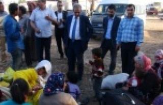 Suriyeli sayısı 70 ili geçti