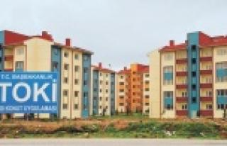 TOKİ, Urfa'da taşınmaz satıyor