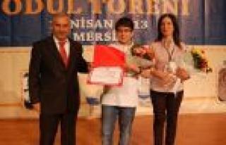 Tübitak Mersin Bölge Sergisi'nin Finalistleri...