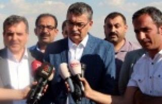 """""""Türkiye'den geçiş söz konusu değildir"""""""