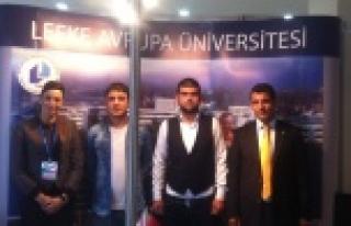 Üniversiteler Şanlıurfa'da Kendilerini Tanıttı…...