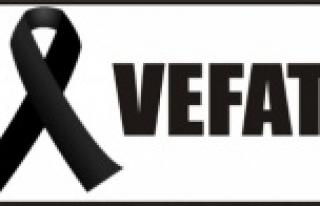 Urfa eski milletvekili hayatını kaybetti
