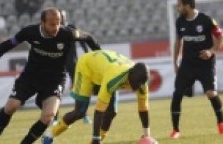 Urfa-Ordu maçlarının istatistiği...