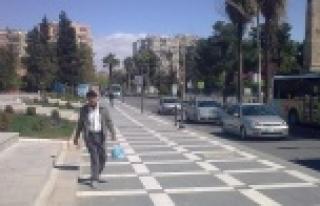 Urfa sokaklarında sessizlik hakim