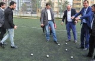 Urfa yeni bir sporla tanışıyor