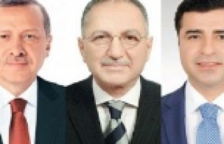 Urfa'da da yapılan son seçim anketi