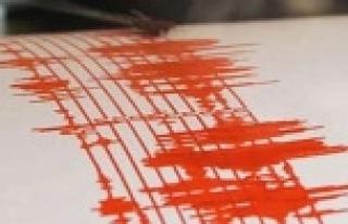 Urfa'da deprem