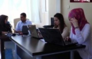 Urfa'da radyo bile açtılar