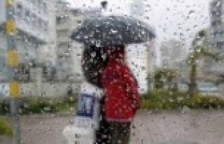 Urfa'da yağmur var mı?