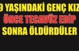 Urfa'daki cinayette kan donduran detay!