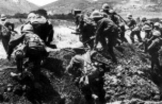 İşte Çanakkale'de şehit düşen Urfalı asker...