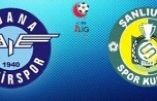 Urfaspor-A. Demirspor maçı hangi kanalda yayınlanacak?