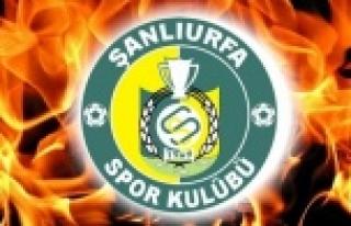 Urfaspor-Antep B.B. maçında flaş değişiklik!