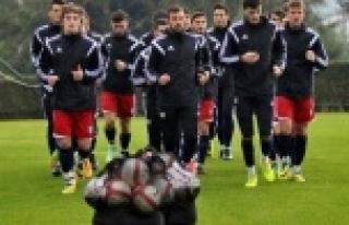 Urfaspor ikinci maçına çıkıyor