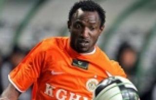 Urfaspor Nijeryalı futbolcuyla anlaştı