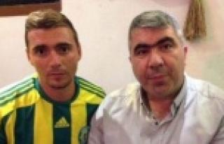 Urfaspor'da bir futbolcu gönderildi