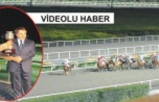 Vali kupasını kazanan Şanslı At...