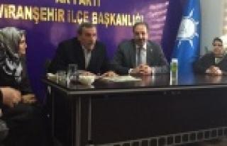 Vekil Özcan'dan Yıldırım'a ziyaret
