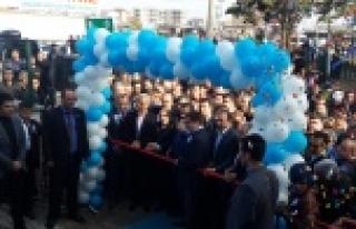 Viranşehir'de açılış heyecanı