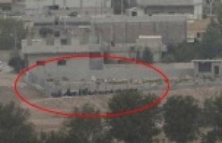 YPG, 30 IŞİD'liyi böyle esir aldı