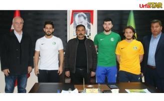 Urfaspor 3 transferi daha duyurdu