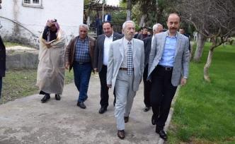 Erdoğan'ın yeğeni Urfa'da...