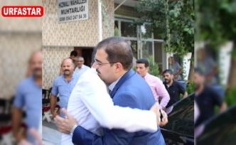 Hacı Mehmet Canpolat hızlı başladı...